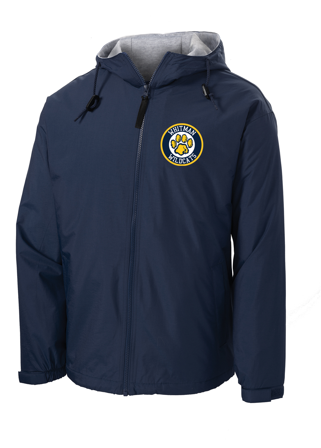Whitman Wildcats Hooded Jacket