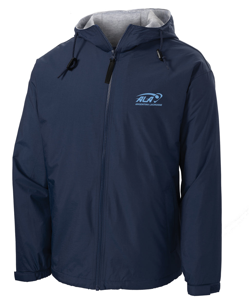Argentina Lacrosse Hooded Jacket