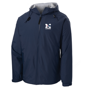 Metro Christian Lacrosse Hooded Jacket