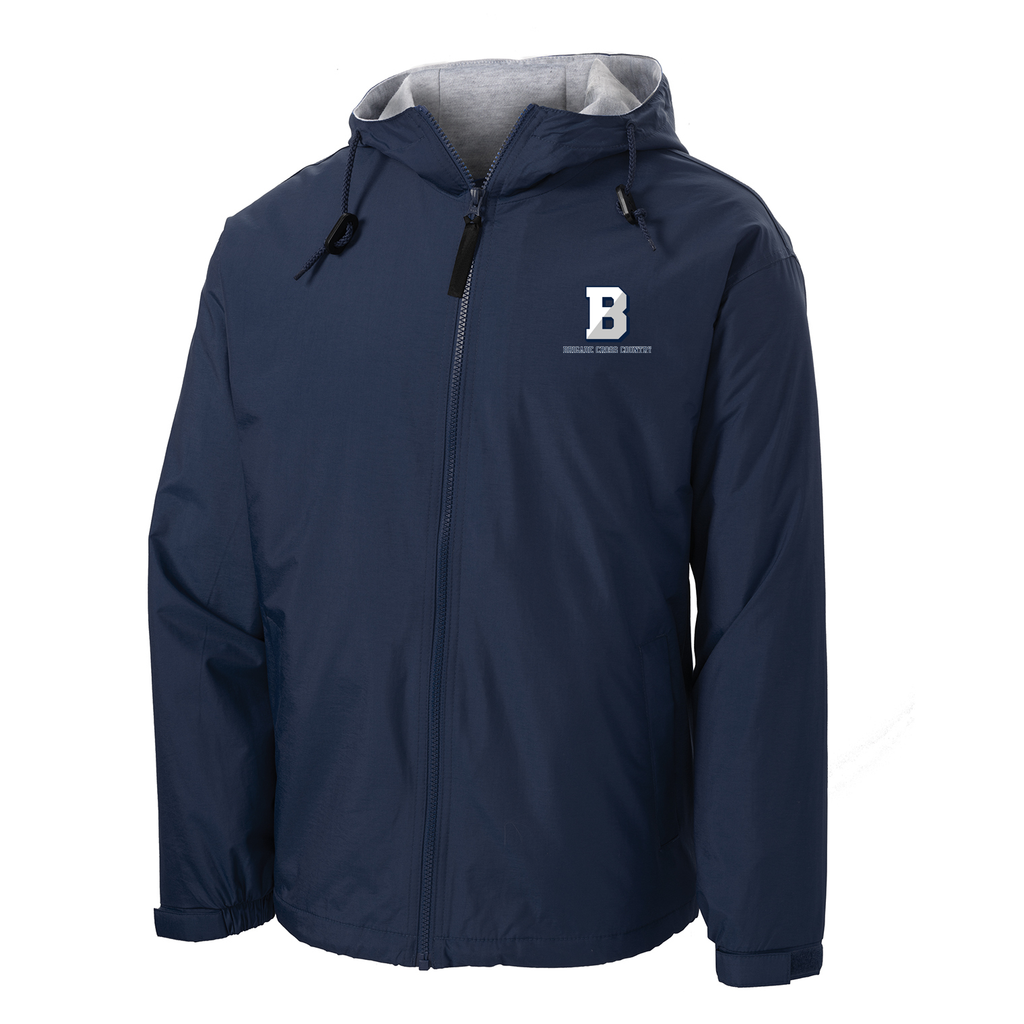 Brigade Cross Country Hooded Jacket