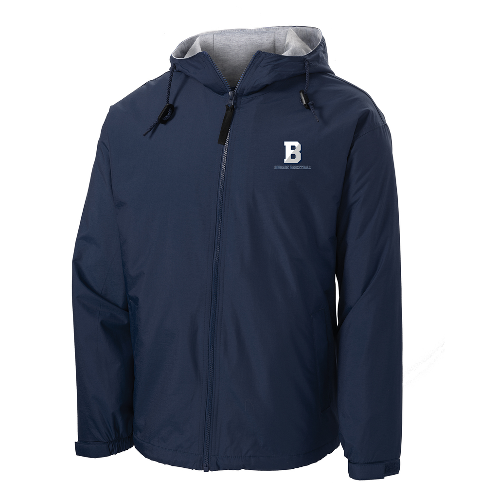 Brigade Basketball Hooded Jacket
