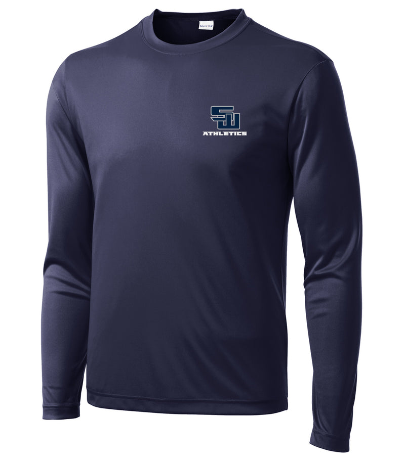 Smithtown West Athletics Long Sleeve Performance Shirt