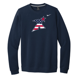 MDX North Nike Fleece Crew Neck