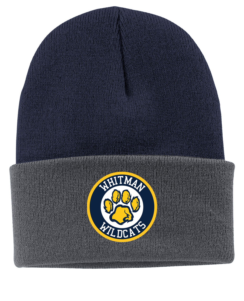 Whitman Wildcats Knit Beanie