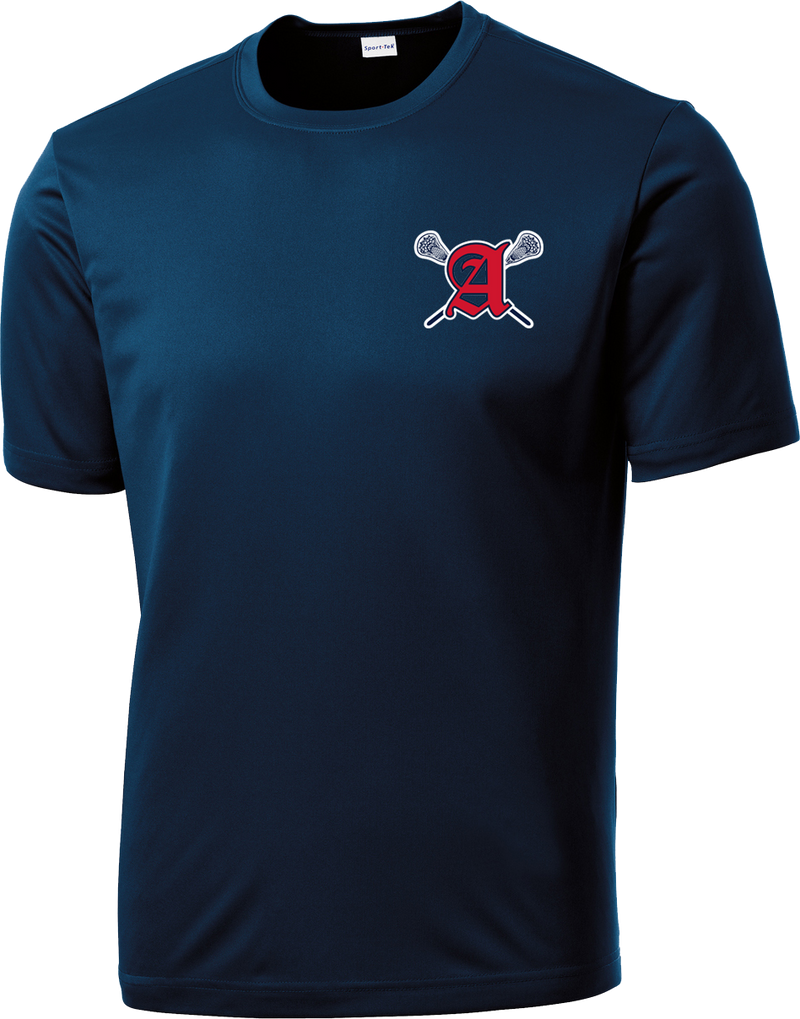 Augusta Patriots Navy Performance T-Shirt