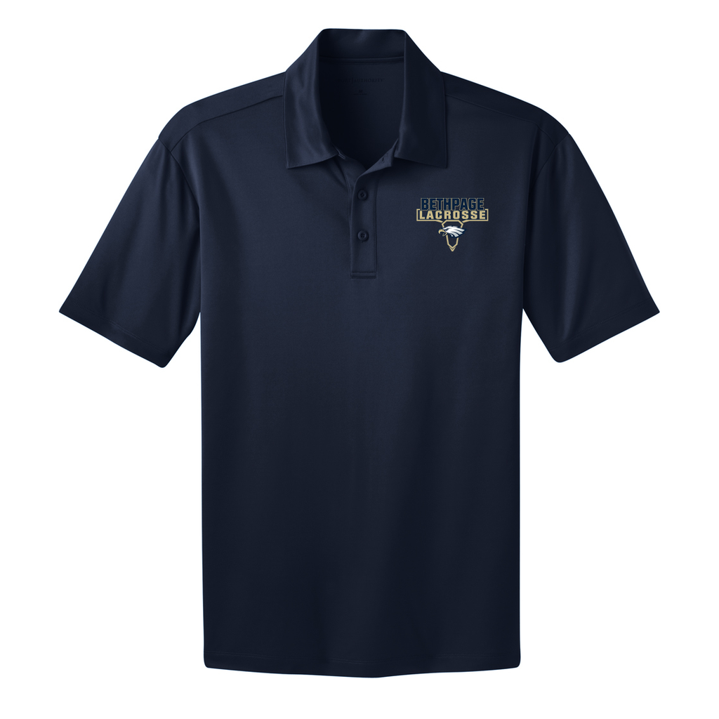 Bethpage HS Lacrosse Polo