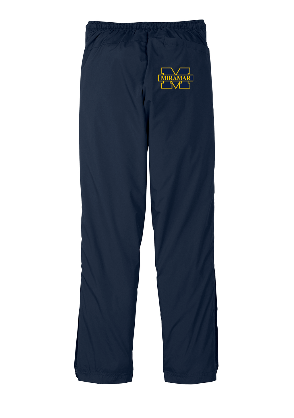 Miramar Wolverines Football Rain/Wind Pants