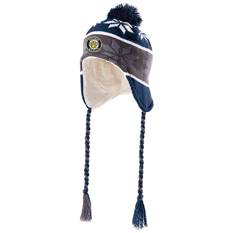 Whitman Wildcats Ridge Beanie