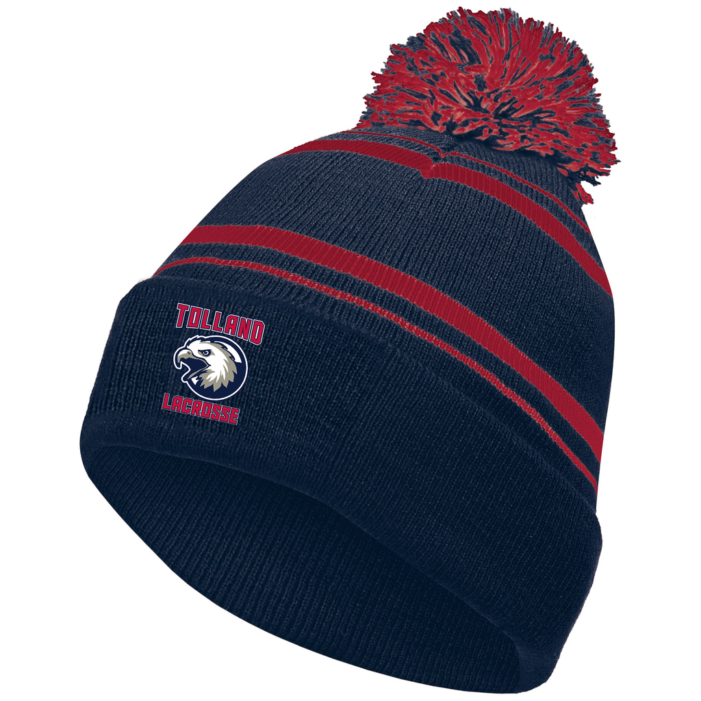 Tolland Lacrosse Club Homecoming Beanie