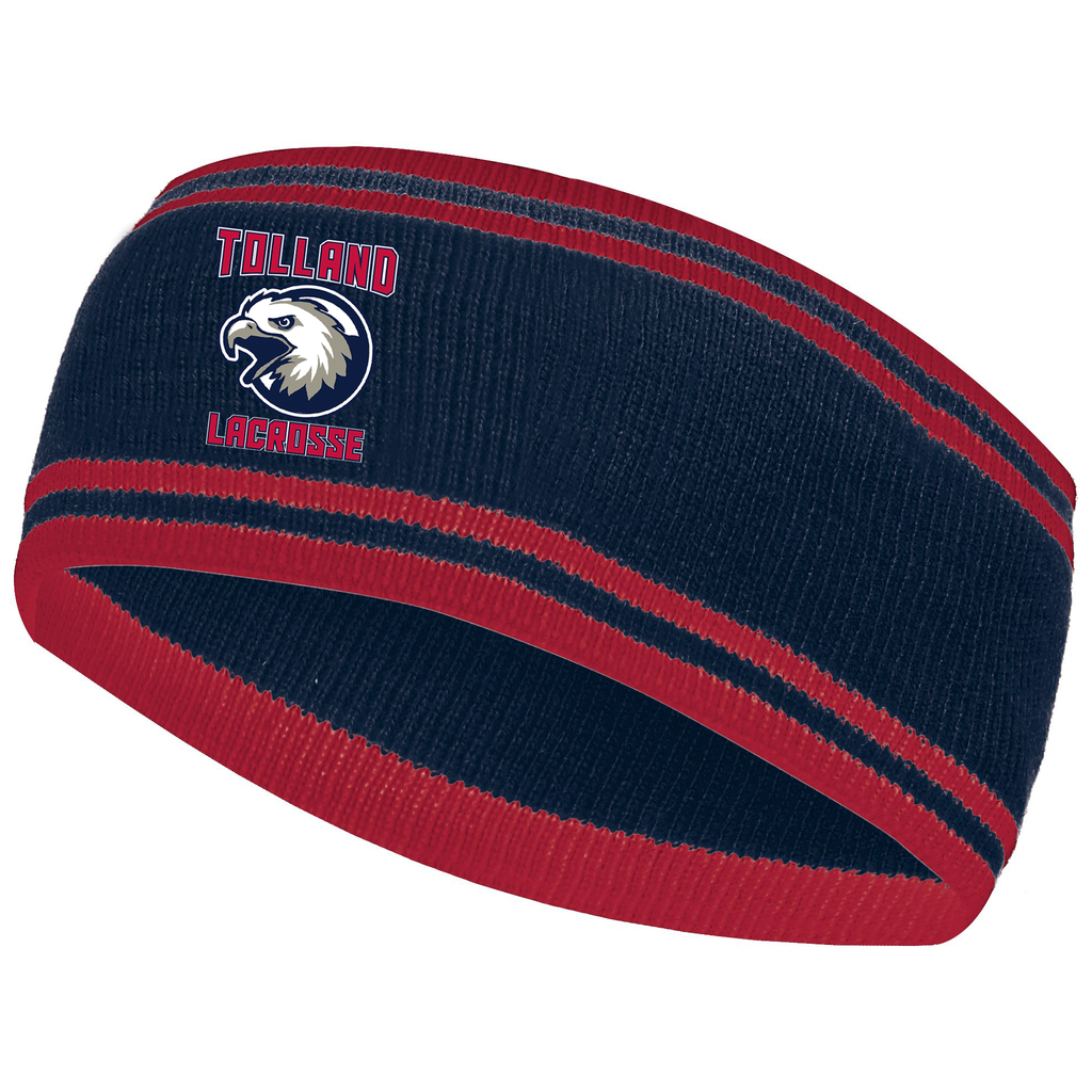 Tolland Lacrosse Club Homecoming Knit Headband