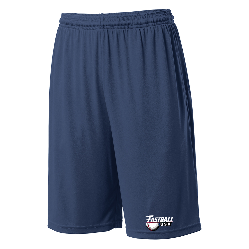 Fastball USA Academy Baseball Shorts