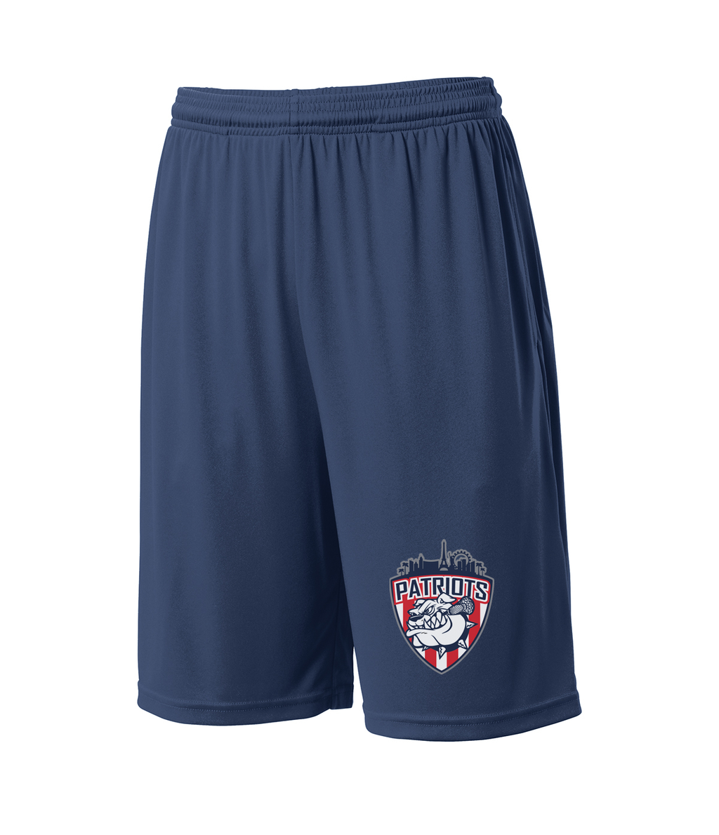Las Vegas Patriots Shorts