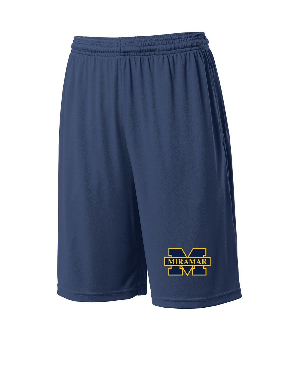 Miramar Wolverines Football Shorts