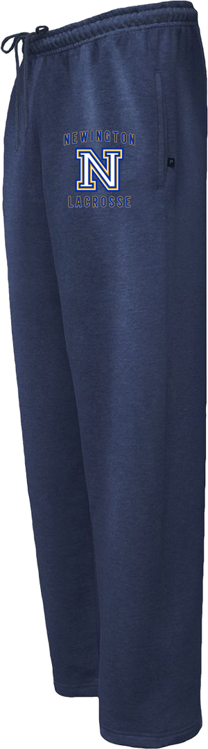 Newington Lacrosse Navy Sweatpants