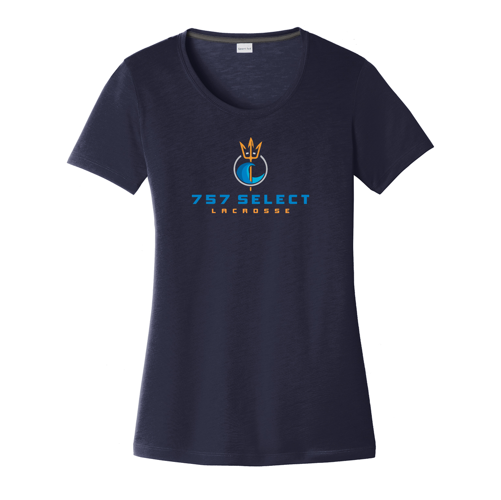 757 Lacrosse Women's CottonTouch Performance T-Shirt