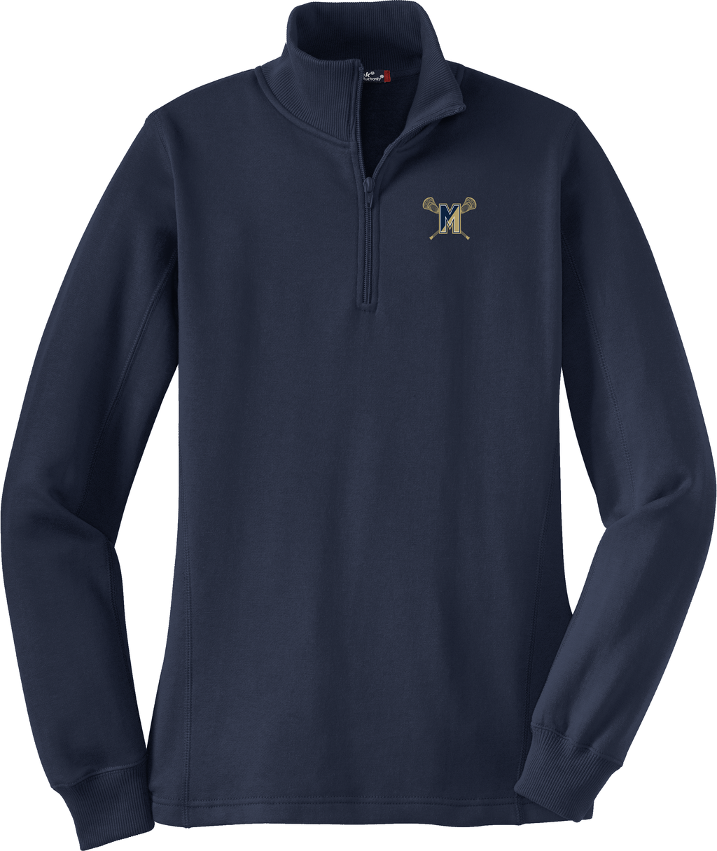 Malden Lacrosse Women's 1/4 Zip Fleece