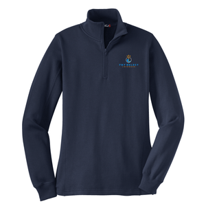 757 Lacrosse Women's 1/4 Zip Fleece