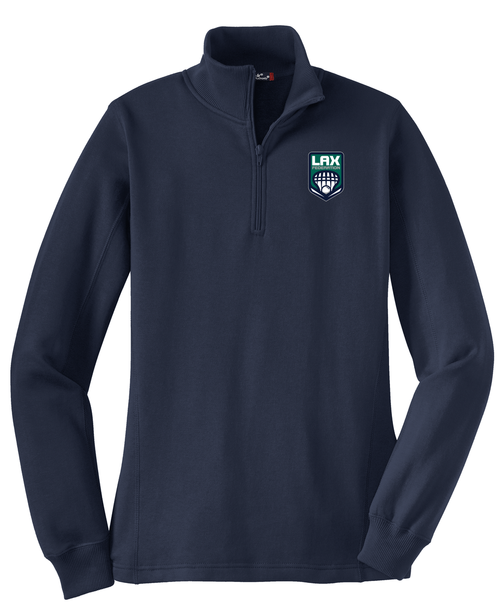 LAX FED Women's 1/4 Zip Fleece