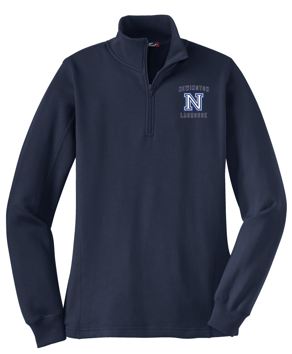 Newington Lacrosse Women's 1/4 Zip Fleece