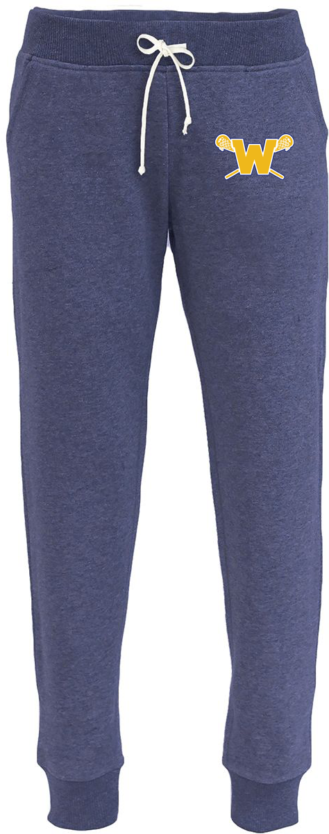 Webster Lacrosse Navy Women's Joggers