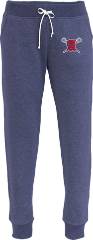 Augusta Patriots Women's Navy Heather Joggers