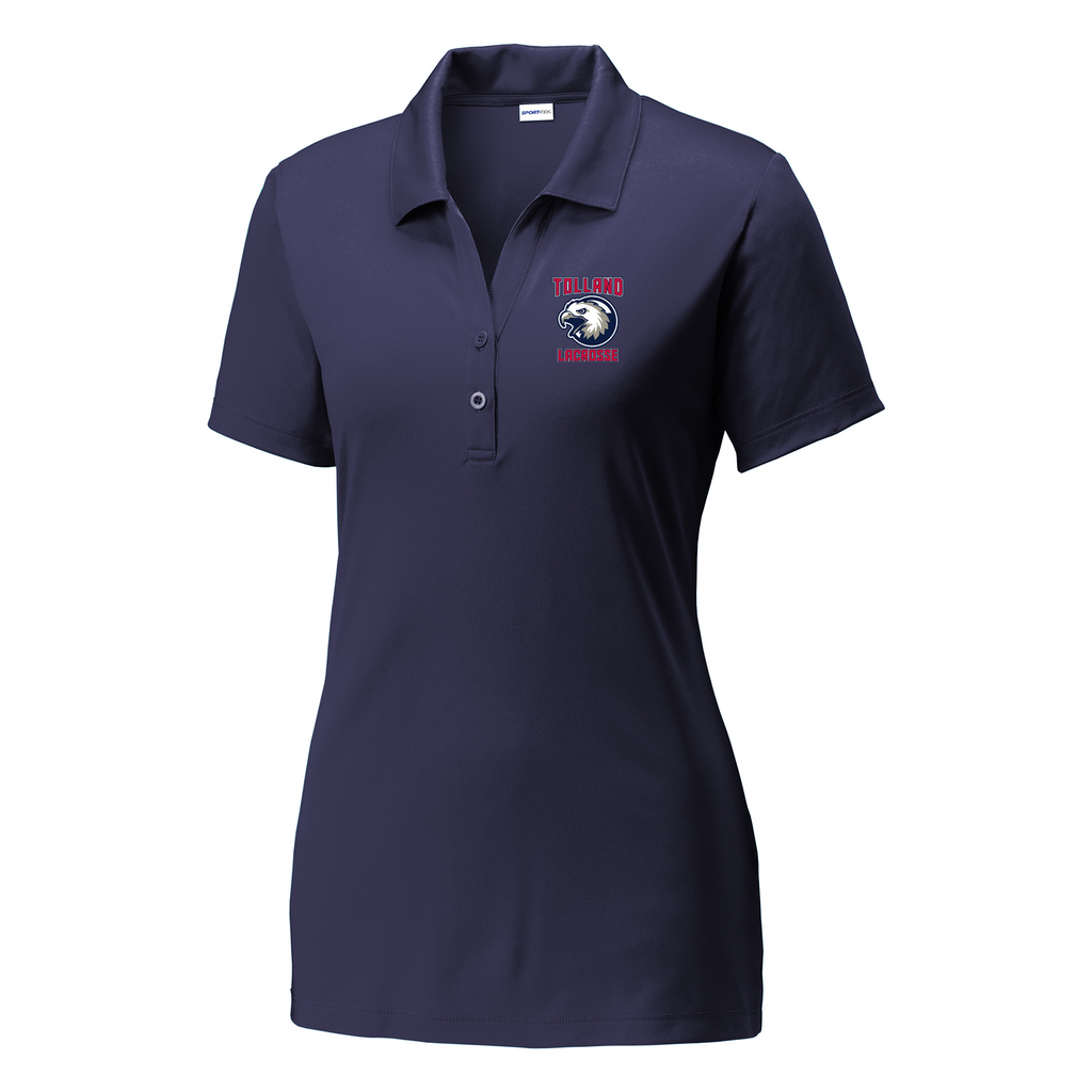 Tolland Lacrosse Club Women's Polo