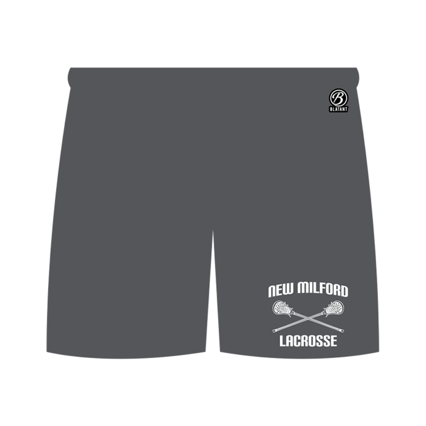 New Milford Lacrosse Classic Boy's Game Shorts
