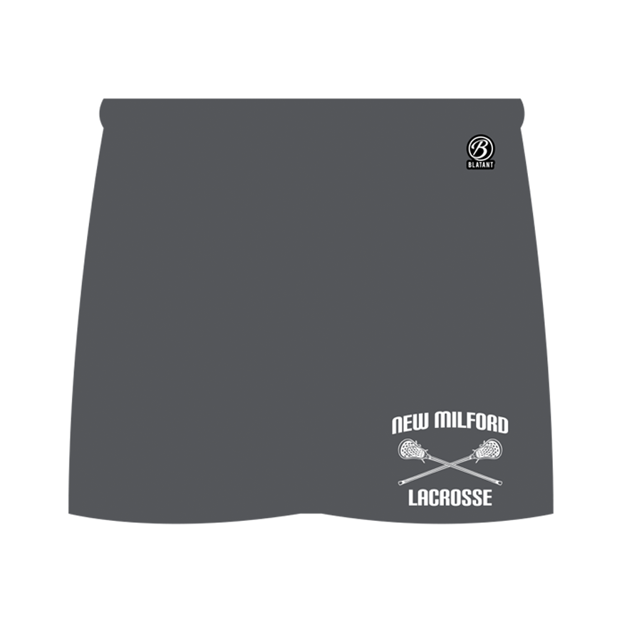 New Milford Lacrosse Classic Girl's Game Skirt