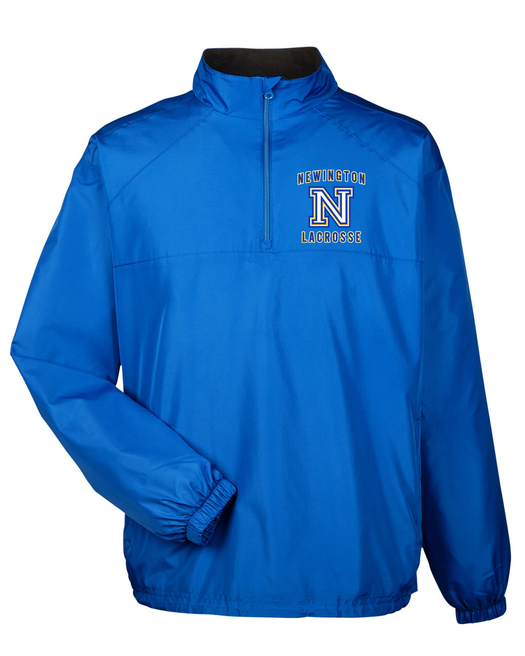 Newington Lacrosse Royal Windbreaker