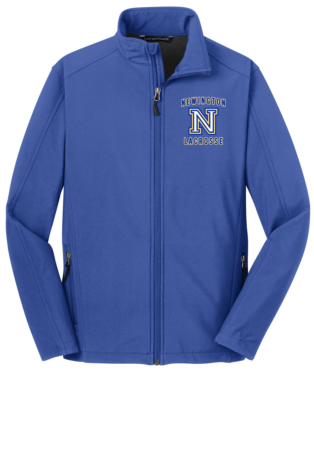 Newington Lacrosse Royal Soft Shell Jacket