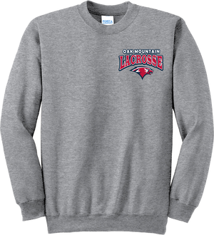 Oak Mtn. Lacrosse Crew Neck Sweater