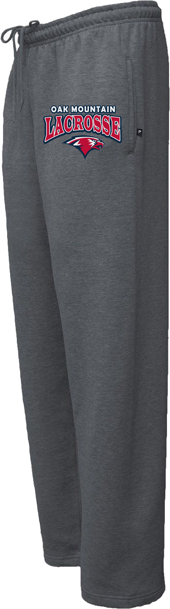 Oak Mtn. Lacrosse Charcoal Sweatpants
