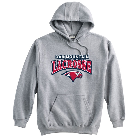 Oak Mtn. Lacrosse Grey Sweatshirt