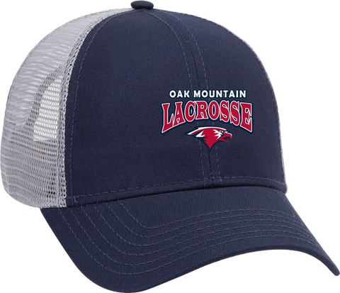 Oak Mtn. Lacrosse Trucker Hat