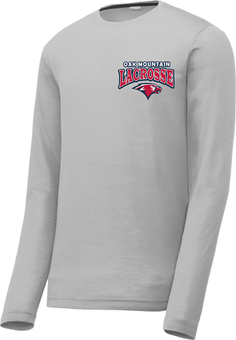 Oak Mtn. Lacrosse Long Sleeve CottonTouch Performance Shirt