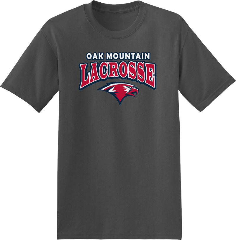 Oak Mtn. Lacrosse Grey T-Shirt