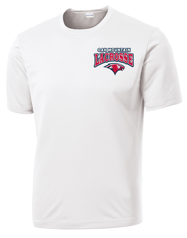 Oak Mtn. Lacrosse Performance T-Shirt
