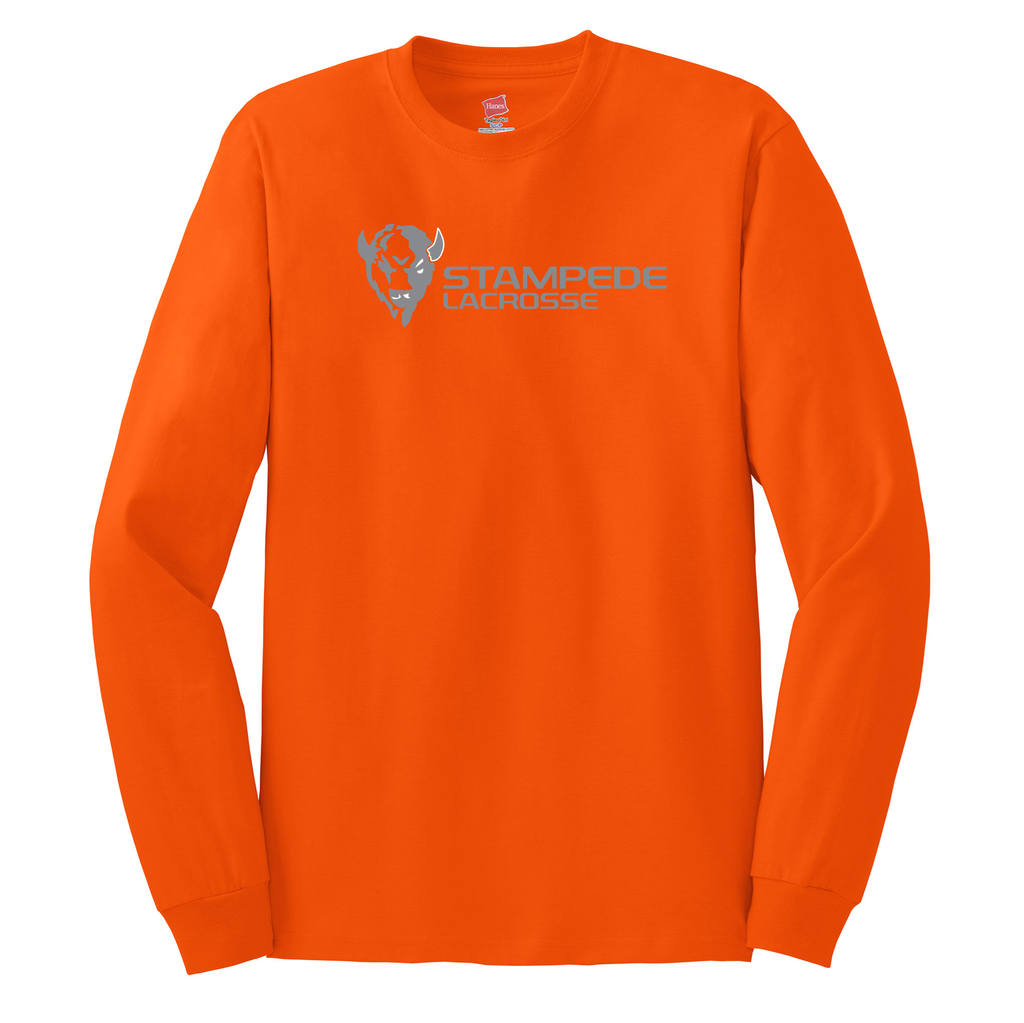 South Suburban Stampede Cotton Long Sleeve