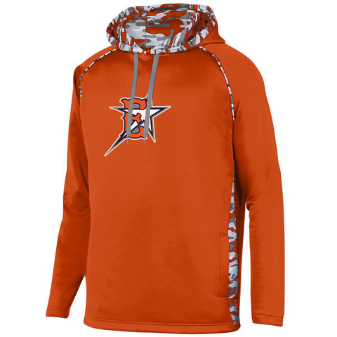 Eastvale Girl's Softball Camo Hoodie