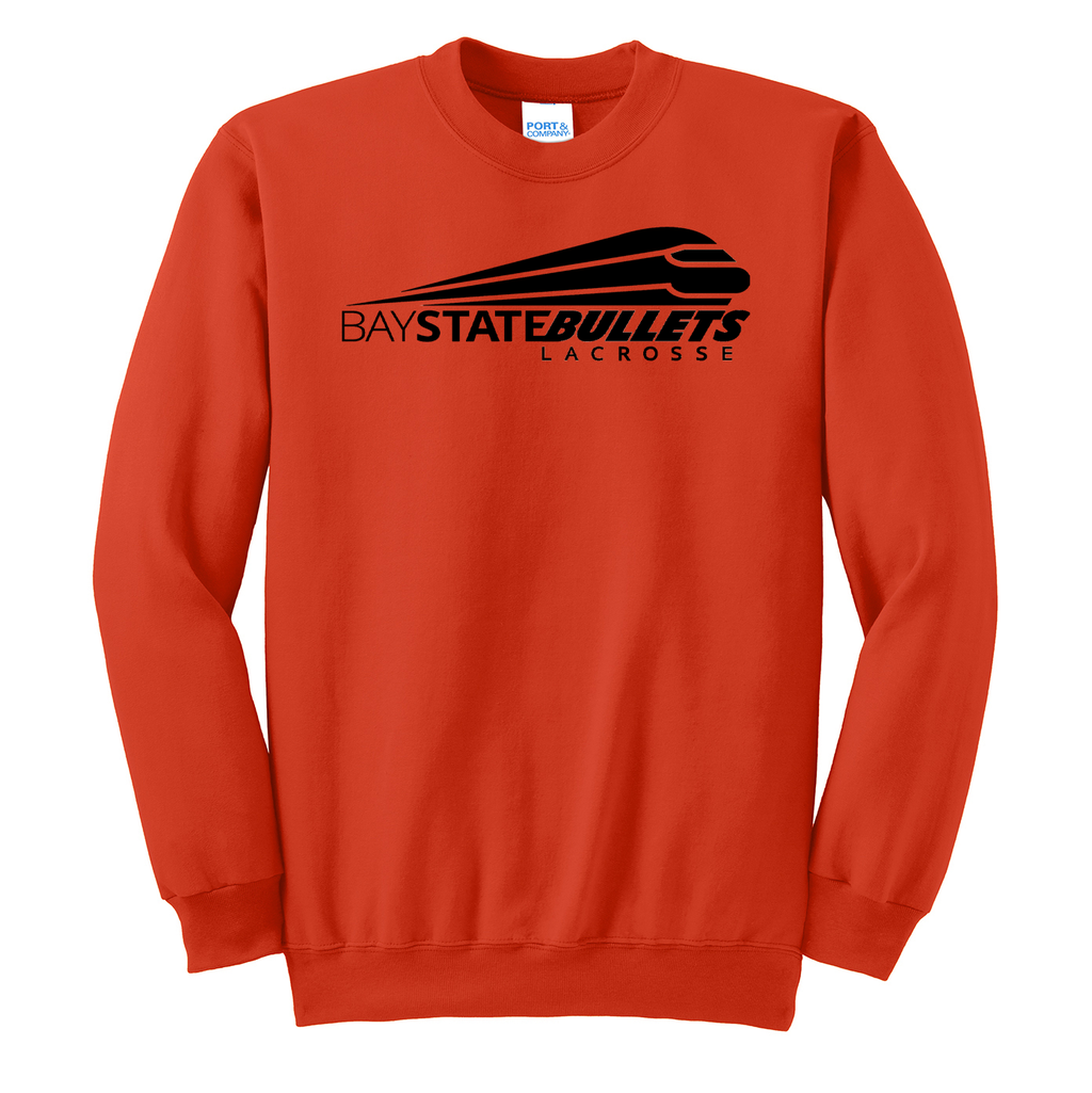 Bay State Bullets Crew Neck Sweater