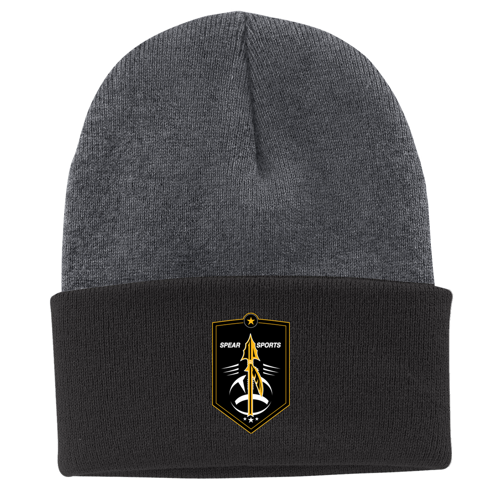 Spear Sports Knit Beanie