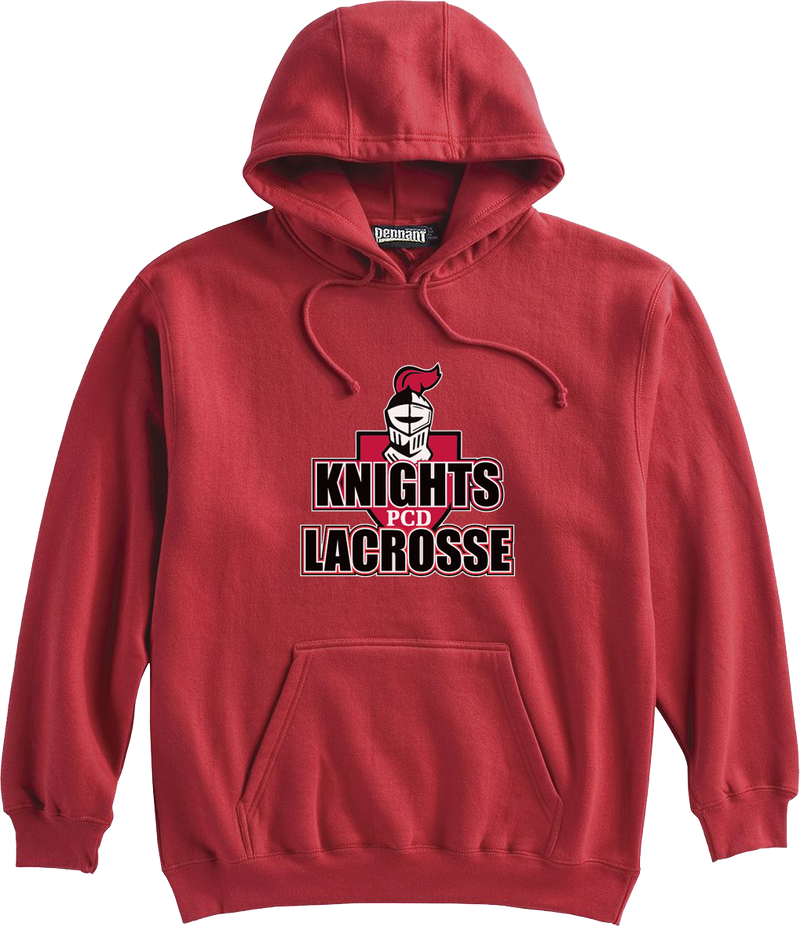 PCD Lacrosse Red Sweatshirt
