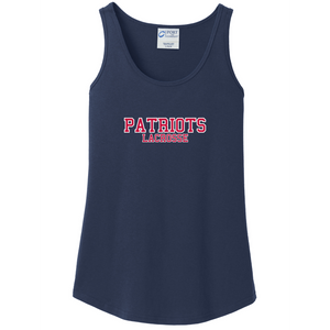 Las Vegas Patriots Women's Tank Top