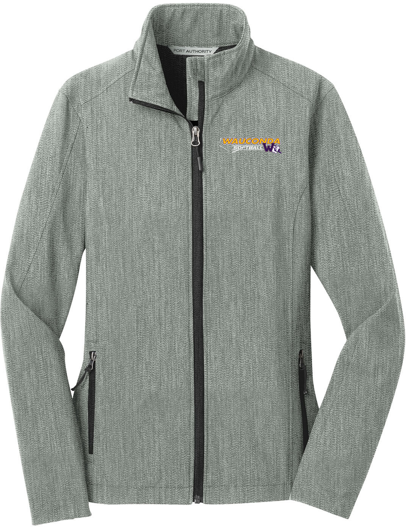 Wauconda Softball Women's Soft Shell Jacket