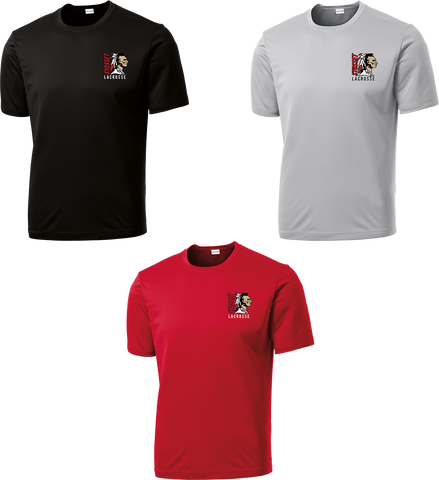 Syosset Lacrosse Performance T-Shirt