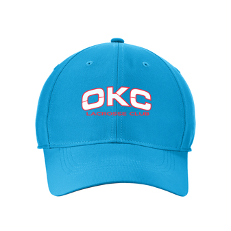 OKC Lacrosse Club Nike Tech Cap