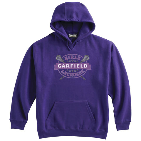 Garfield Purple Sweatshirt
