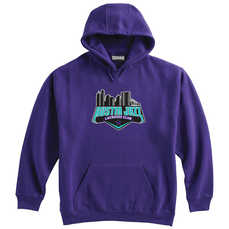 Austin Jazz Lacrosse Club Sweatshirt