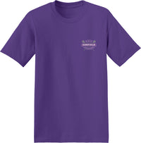 Garfield Purple T-Shirt