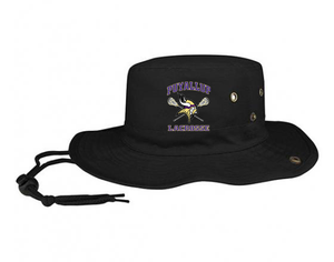 Puyallup Lacrosse Black Bucket Hat